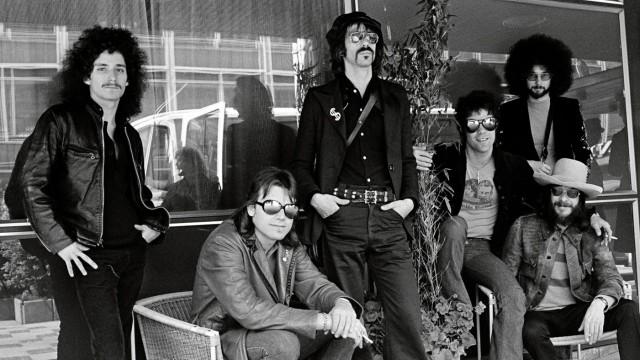 La J. Geils Band negli anni Settanta