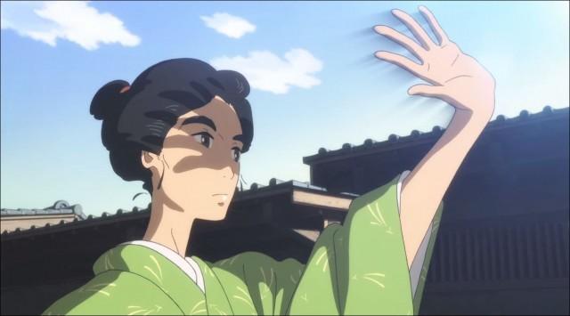 Keiichi Hara, Miss Hokusai