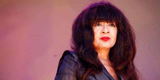"""NEW YORK, NY - JULY 30: Ronnie Spector performs at """"Ponderosa Stomp: She's Got The Power"""" during the 2011 Lincoln Center Out of Doors at Damrosch Park Bandshell on July 30, 2011 in New York City. (Photo by Andy Kropa/Getty Images)"""