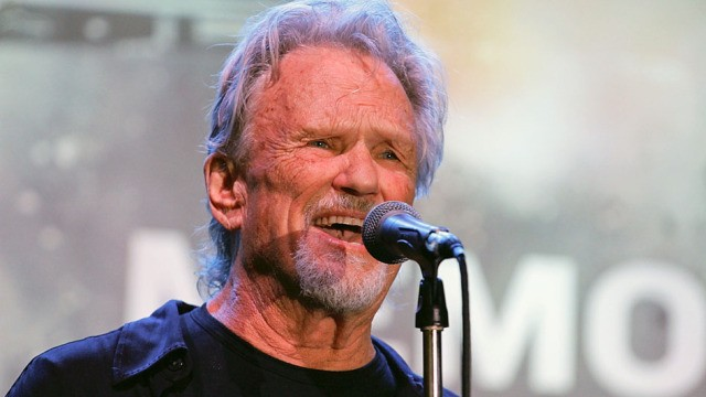 """SAN ANTONIO, TX - MAY 18: Kris Kristofferson performs onstage at the """"Texas Honors"""" event to celebrate the epic new HISTORY miniseries """"Texas Rising"""" at the Alamo on May 18, 2015 in San Antonio, Texas. (Photo by Rick Kern/Getty Images for HISTORY)"""