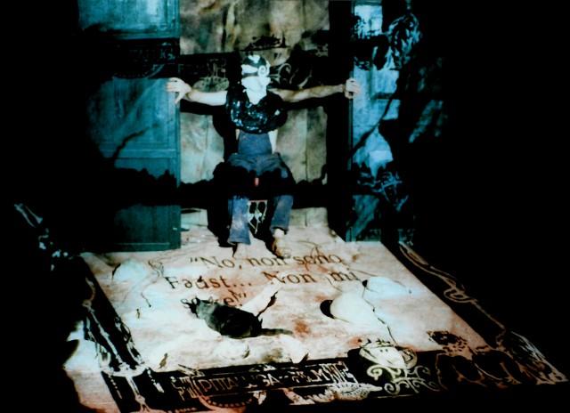 Archè, Masque teatro