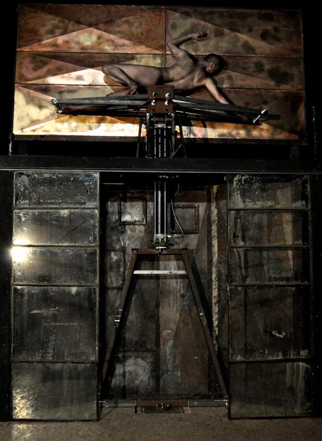 Masque teatro, Meccanica Anima