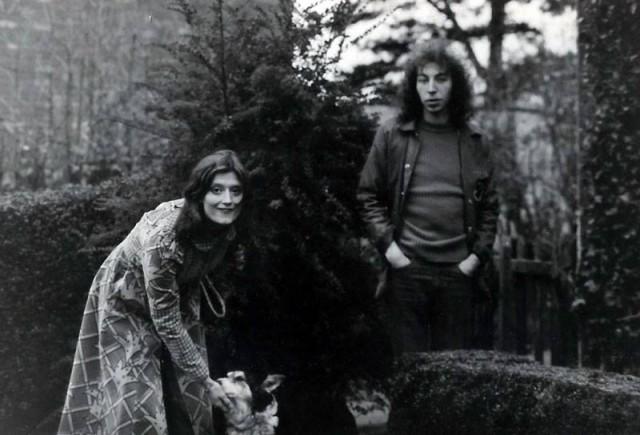 Richard & Linda Thompson 1973