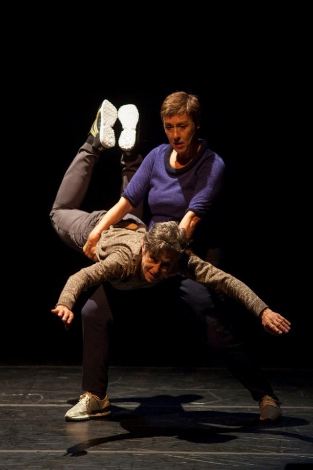 Please me please - The Duet - foto di Lucia Baldini
