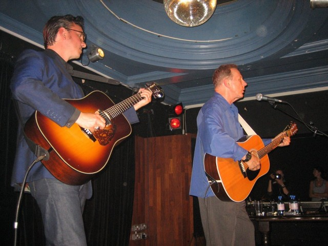 Bob Lind con Richard Hawley