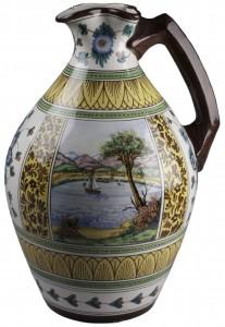 Ceramica tipica di Aubagne