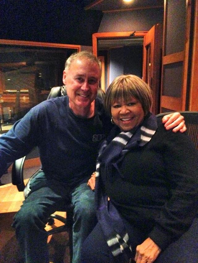 Bruce Hornsby con Mavis Staples