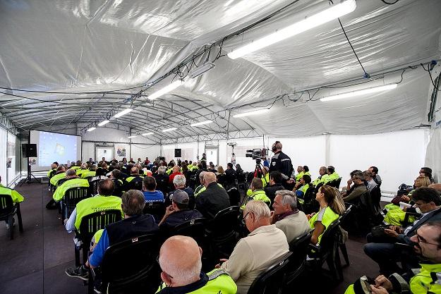 Protezione Civile a RemTech Expo