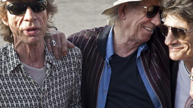 Cuba The Rolling Stones