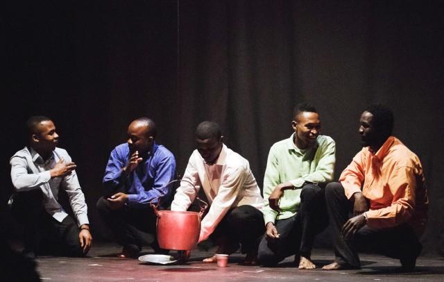 Teatro dell'Orsa, Gheto Stories  - foto di Simone Sechi