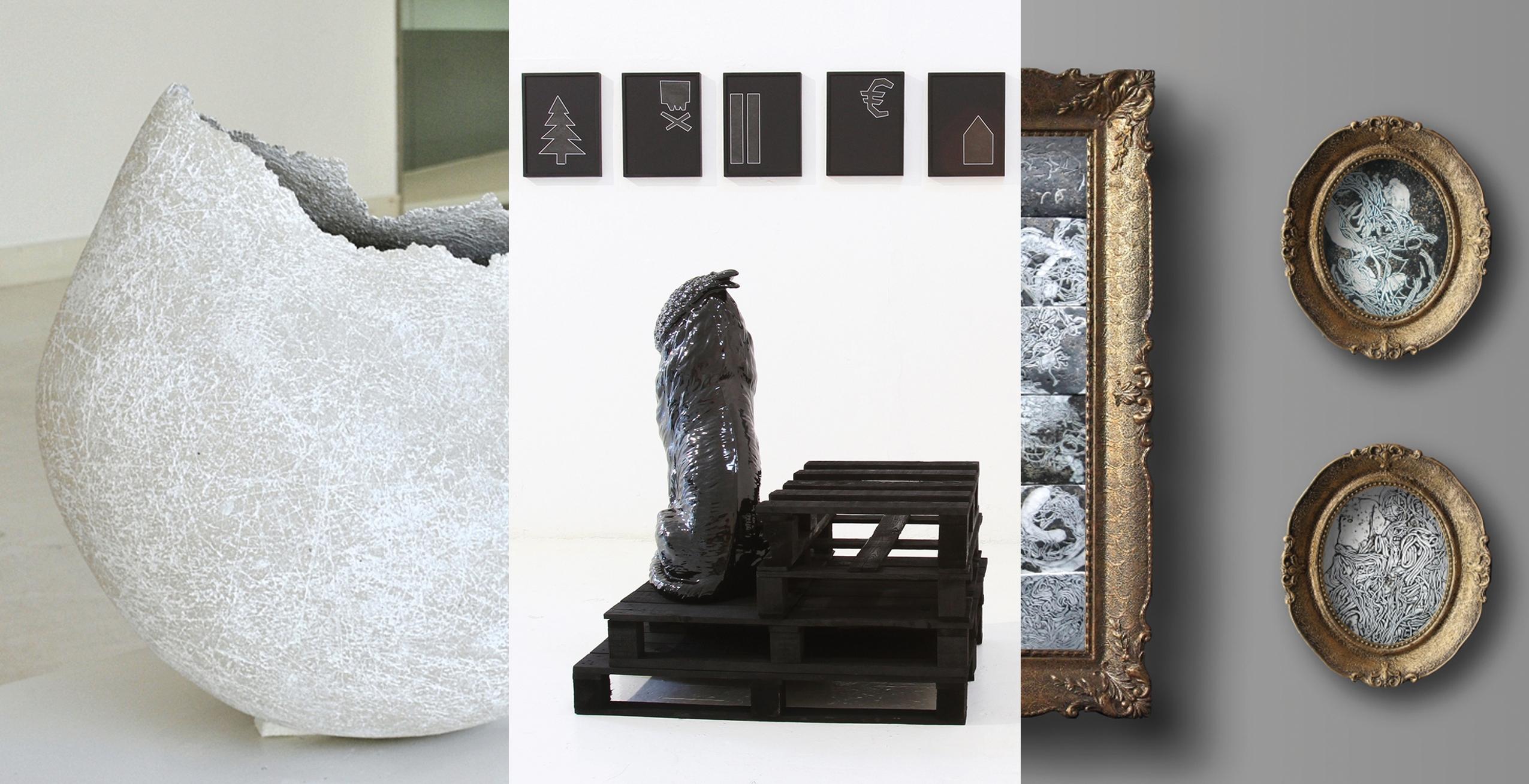 L 39 arte contemporanea e la ceramica 58 premio faenza for Magazine arte contemporanea