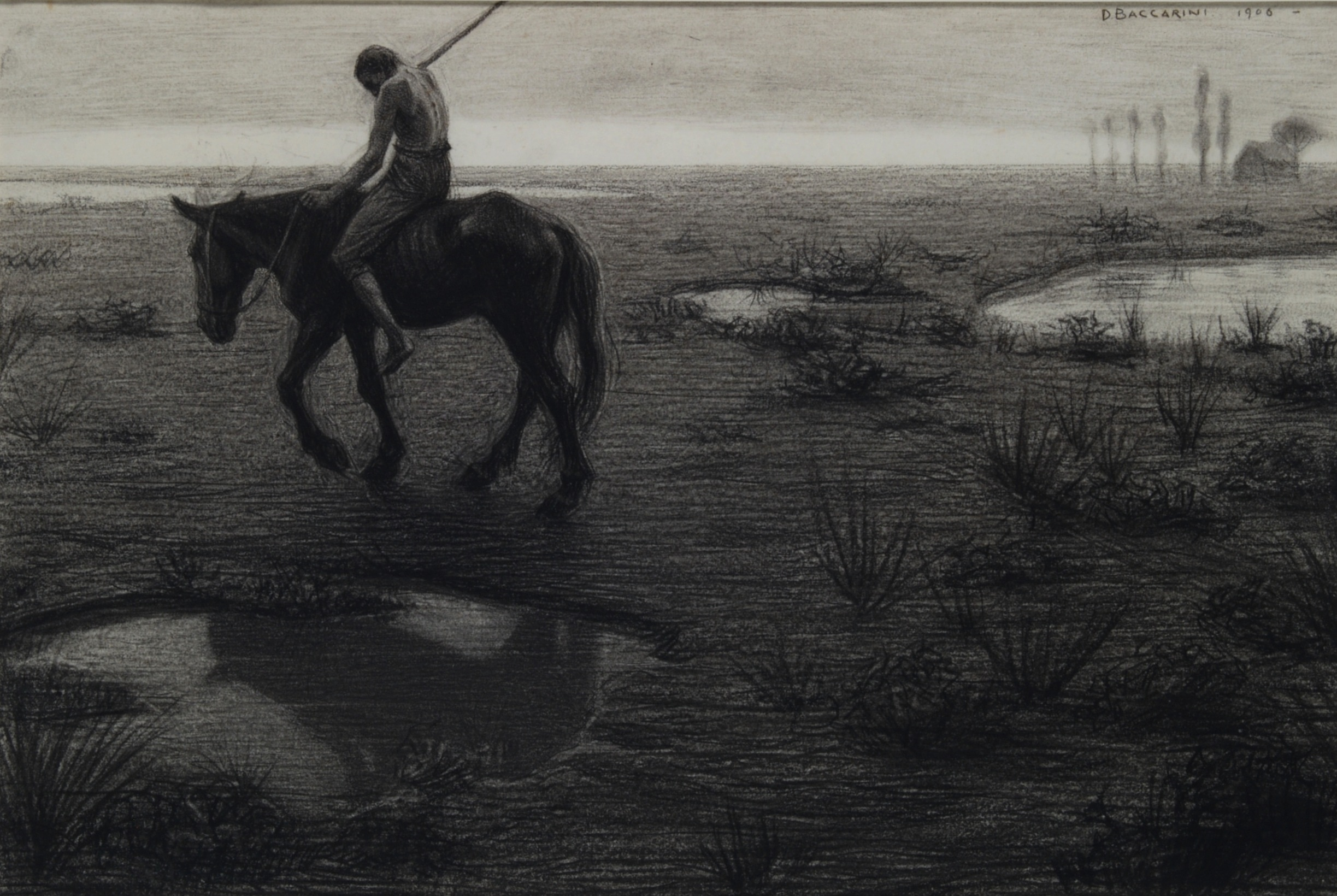 A rimini un mare di disegni gagarin magazine for Disegni di cavalli a matita