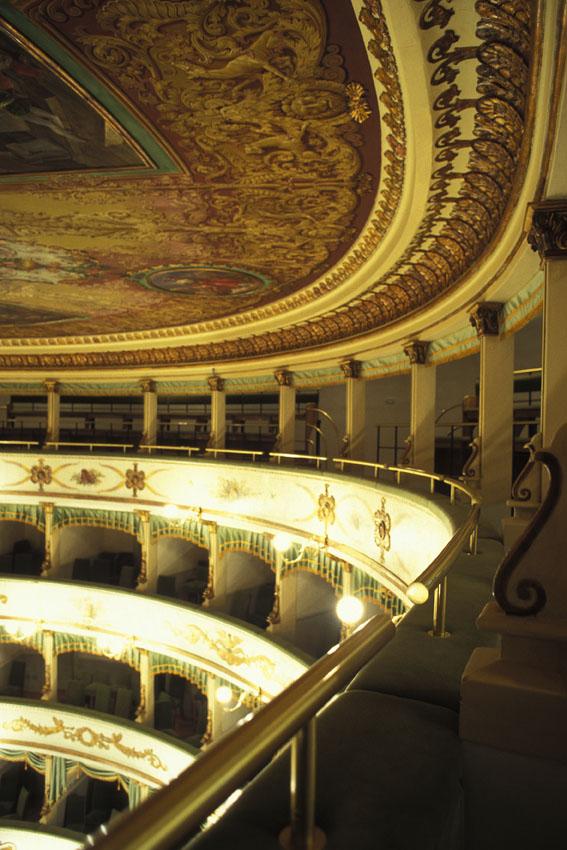 Teatro Bonci di Cesena - foto di G.P. Senni