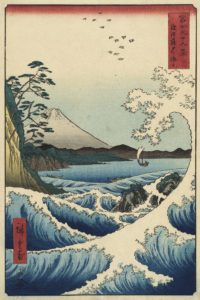 02. Hiroshige, il mare di Satta