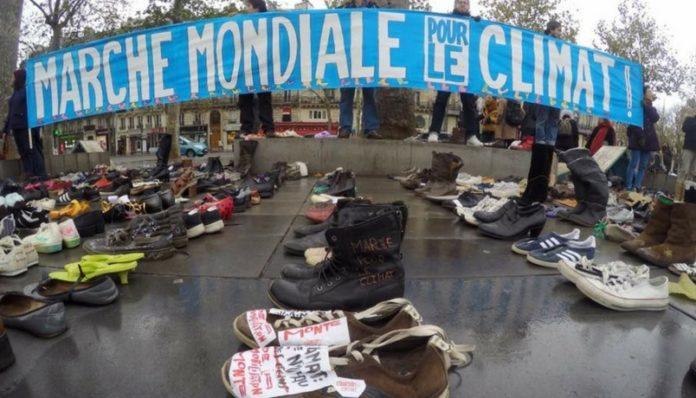 Immagine della COP21 a Parigi