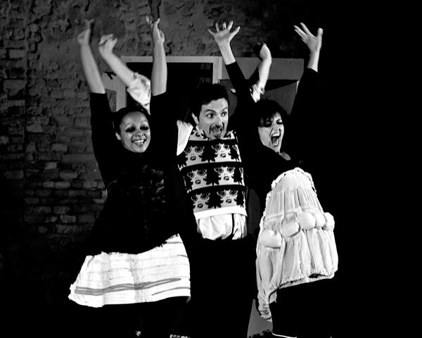 Panda Project Teatro