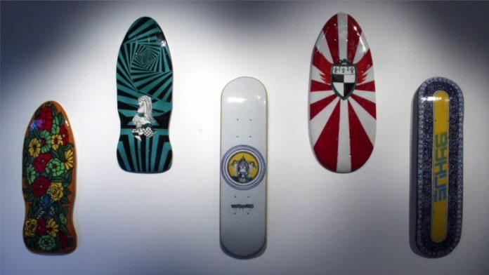 Skateboard, Bruno Peinado (2003)